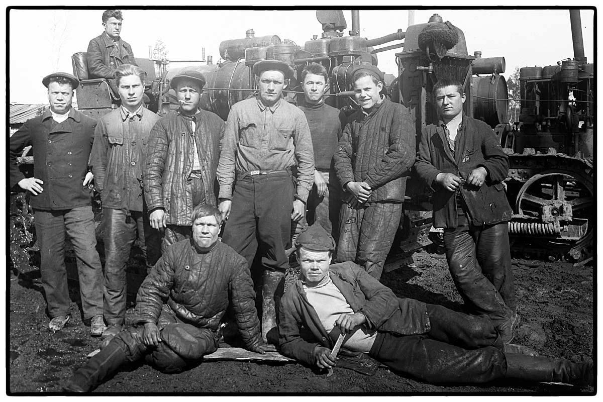 1930-е. Краснокамский район