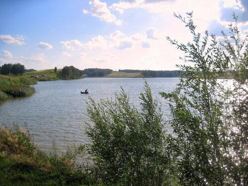 Летний день на озере