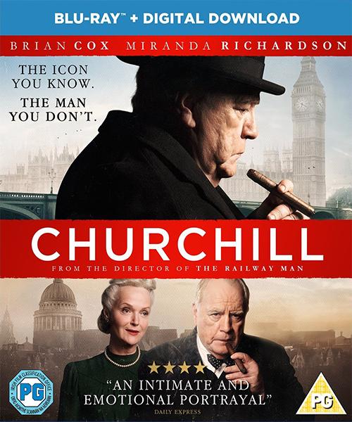 Черчилль / Churchill (2017/BDRip/HDRip)