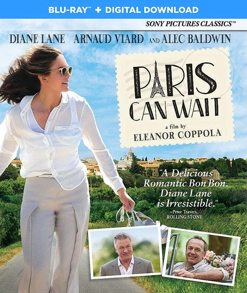 Париж подождет / Paris Can Wait (2016/BDRip/HDRip)