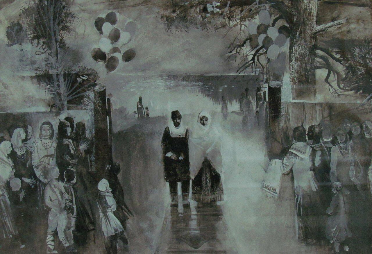 елена макарова.эскиз к картине чувашская свадьба.фрагмент.jpg