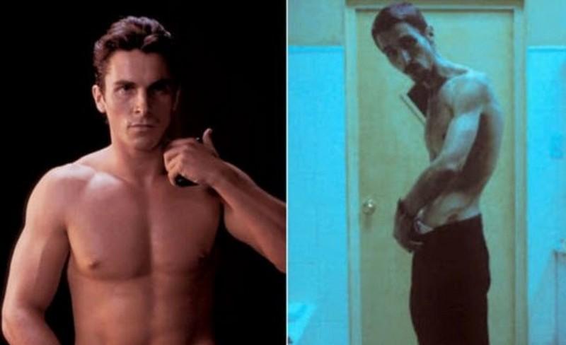 Случаи, когда актёры ради роли в фильме серьёзно изменяли массу тела