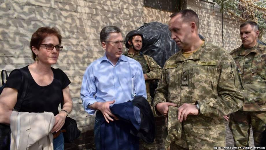 Спецпредставитель США был поражен человеческим измерением войны на Донбассе
