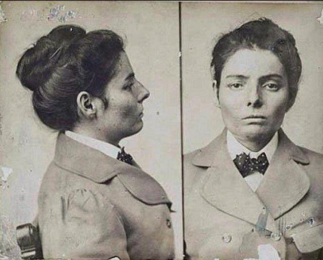американские женщины-преступницы