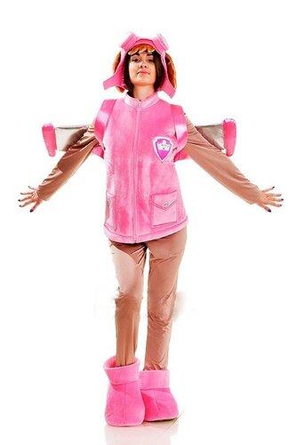 Женский карнавальный костюм Скай