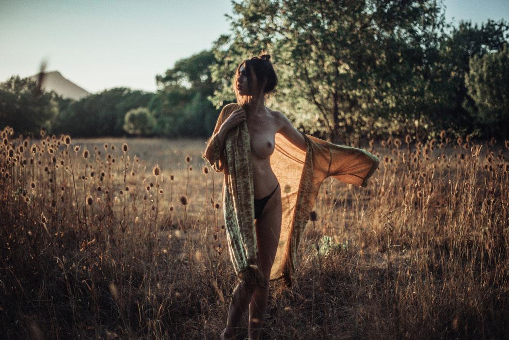 Anne-Claire Bousquet by Guillaume Gaubert