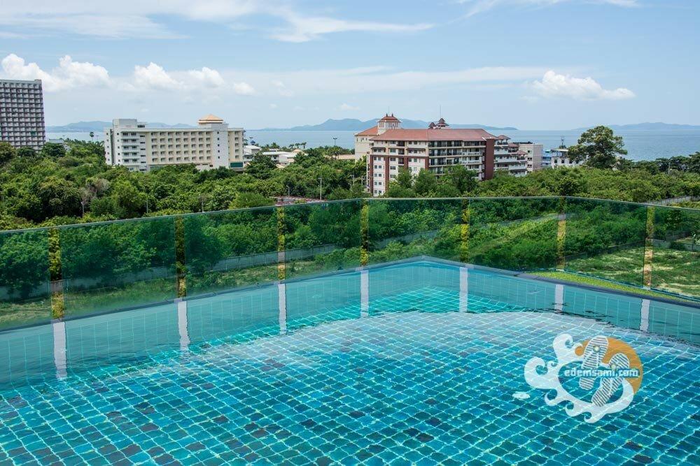 Acqua Condo Pattaya Аква Паттайя