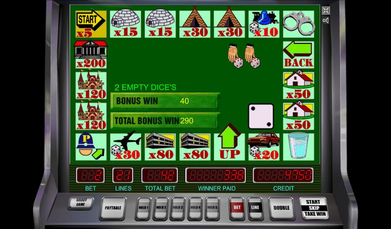 slot-o-pol bonus game