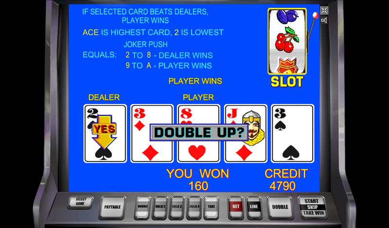 slot-o-pol double up
