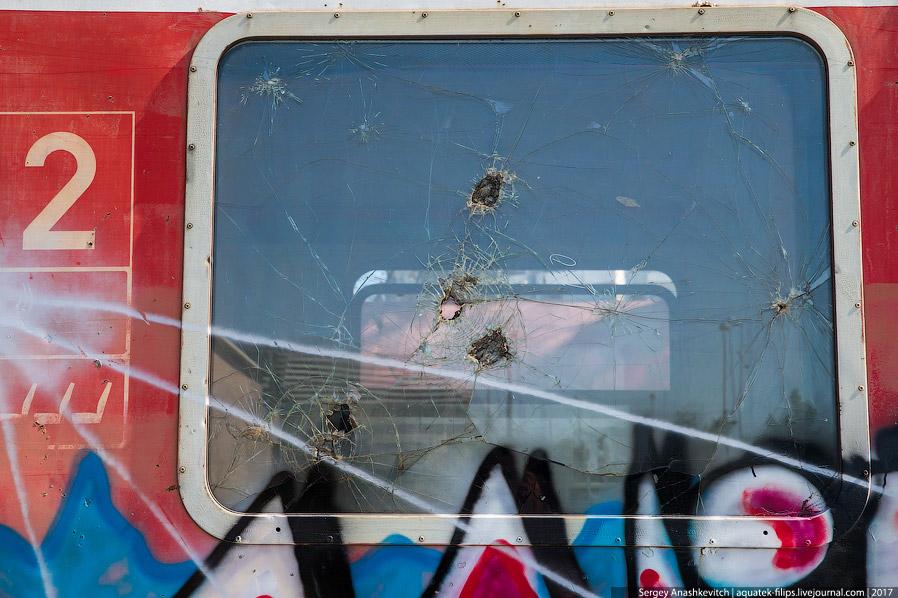 10. Между прочим, поездки на албанских поездах — самые дешевые в Европе. В сумму примерно 2.5 е