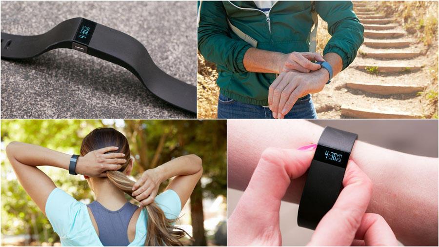 3. Fitbit Force . Сколько шагов вы делаете ежедневно? Врачи считают, что в течение дня нужно соверша