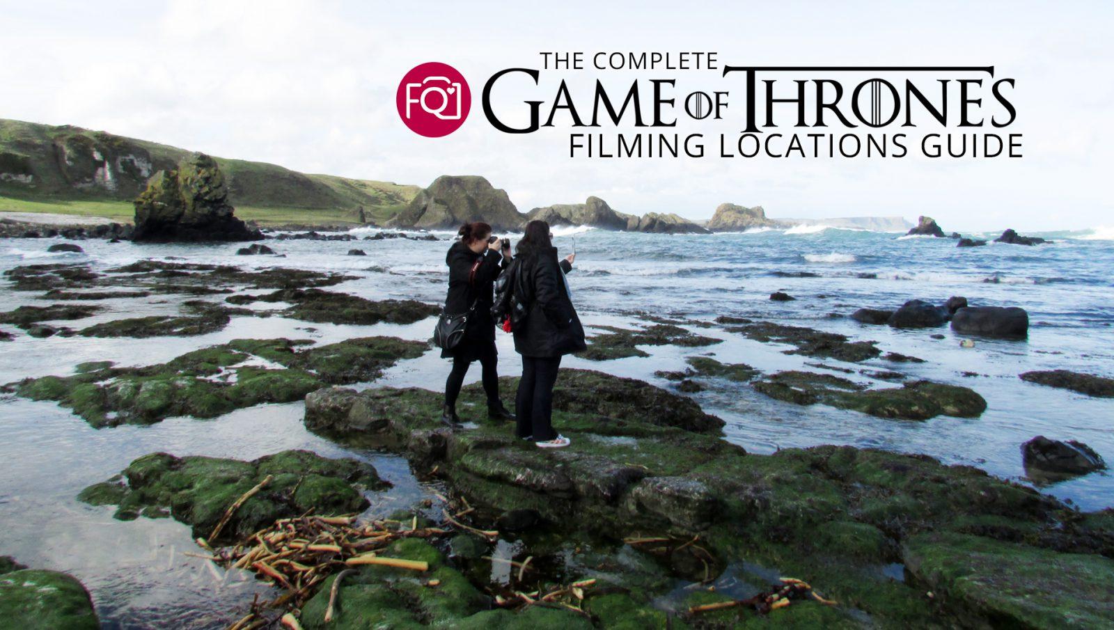 По Вестеросу с айпадом: блогеры наложили скриншоты «Игры престолов» на реальные ландшафты (16 фото)