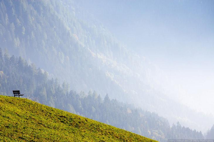 Природа княжества Лихтенштейн (17 фото)