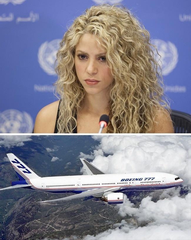 © Amir Levy/SIPA/EAST NEWS  © Boeing Dreamscape     В2012 году рэпер Pitbull иШак