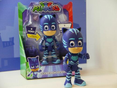 Игрушки герои в масках