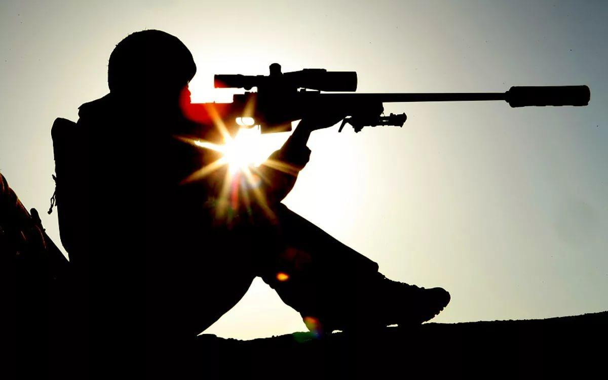 Необычные профессии: театральный снайпер.