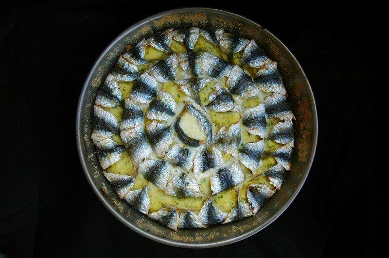 Коронный картофельный торт с рыбой DSC_1596.JPG