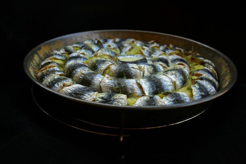 Коронный картофельный торт с рыбой DSC_1605.JPG