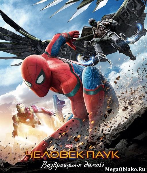 Человек-паук: Возвращение домой / Spider-Man: Homecoming (2017/WEB-DL/WEB-DLRip)