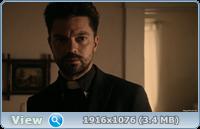 Проповедник / Пастырь (1-3 сезоны) / Preacher / 2016-2018 / ПМ (LostFilm) / WEB-DLRip / BDRip + BDRip (720p) + (1080p)