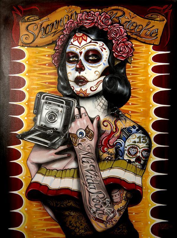 Artist - Gustavo Rimada - Dia De Los Muertos