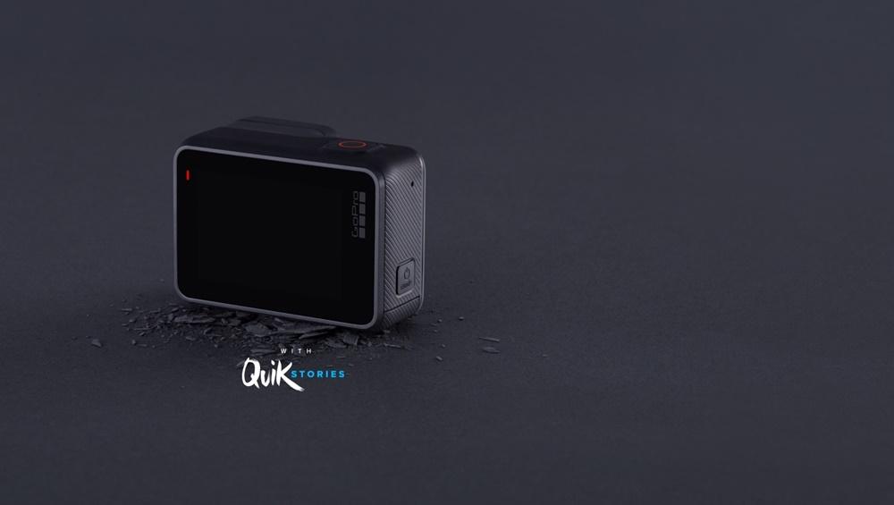 Новая экшн-камера GoPro Hero6 Black