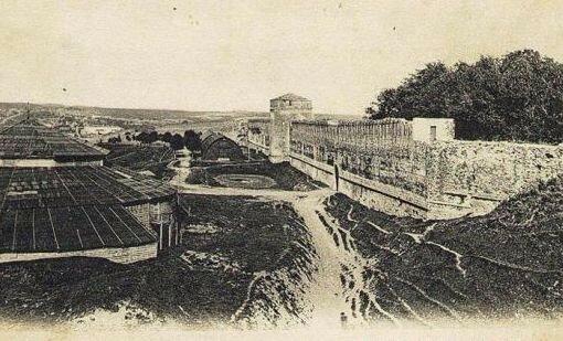 Архивная фотография башни Гуркина (30)