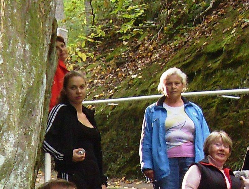 Нина Левада, октябрь 2009, Горячий Ключ и его окрестности, поездка на КСП (3).JPG