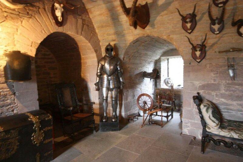 Древние призраки замка Глэмис