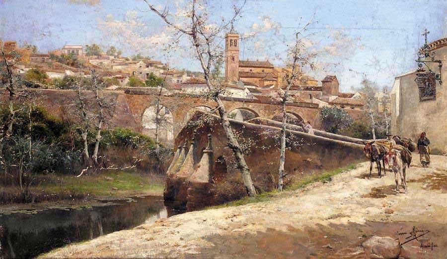 Manuel Garcia y Rodriguez (1863-1925).