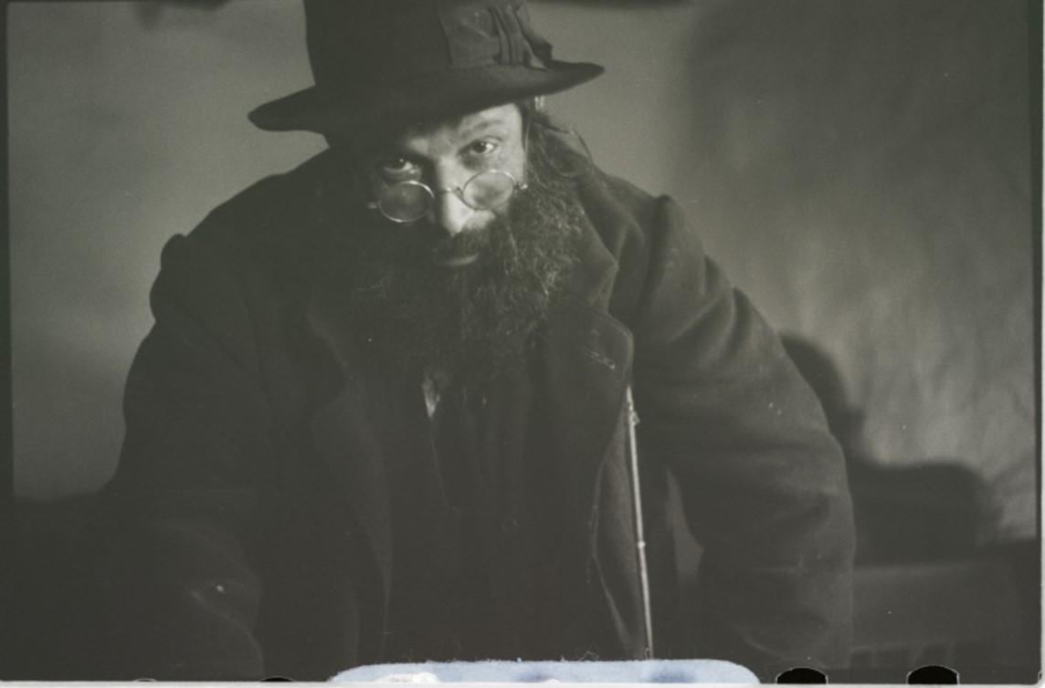 Старейшина села Таково