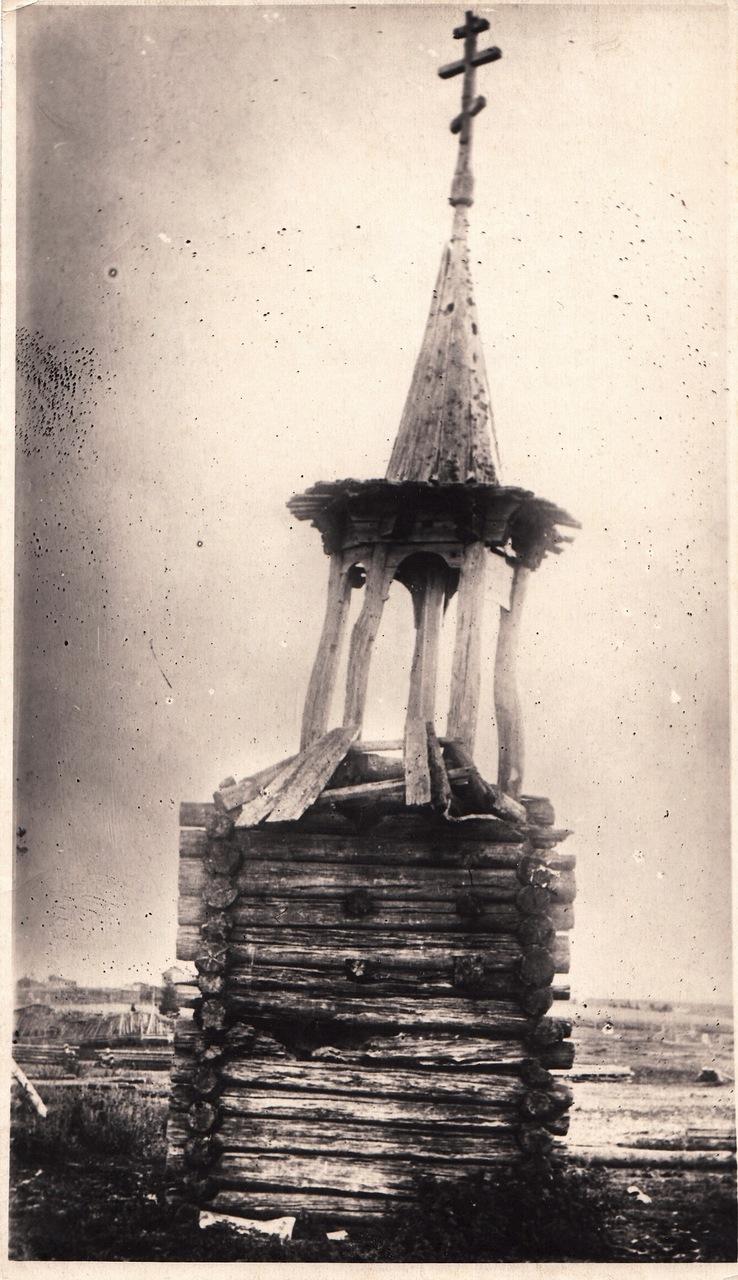 Колокольня в Керчево