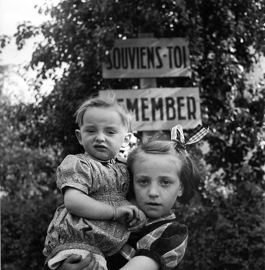 Дети из Орадура