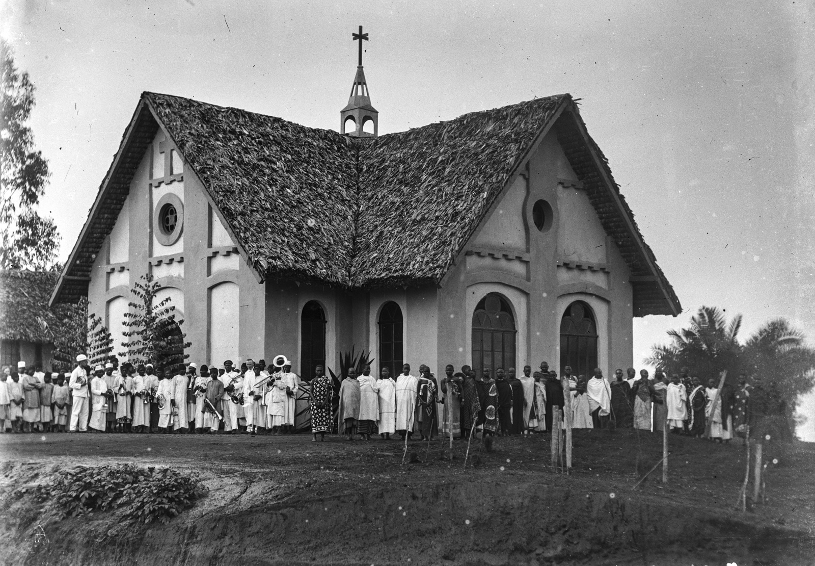 31. Церковь Миссии в Мтаи