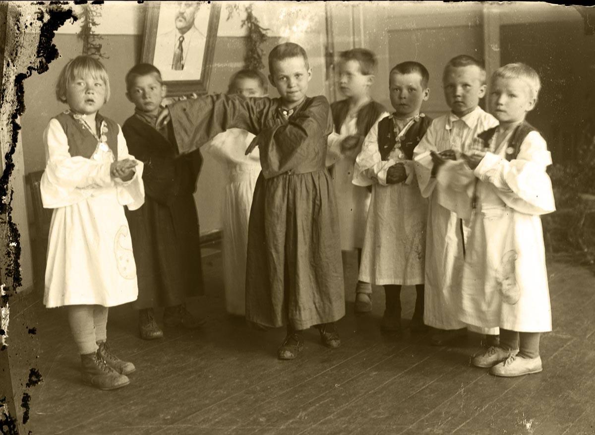 1930-е. В детском саду