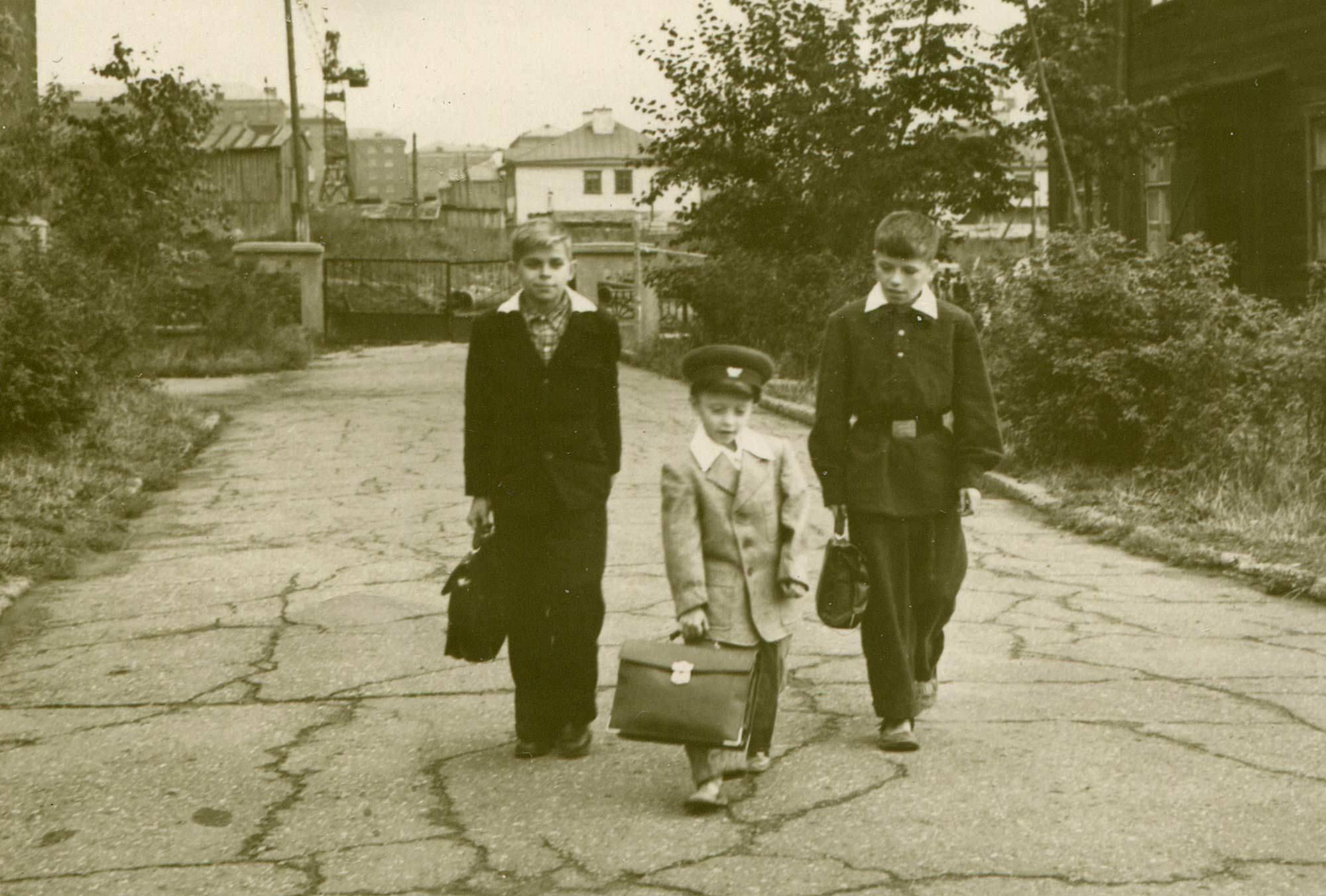 Пермские школьники