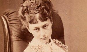 Alice Liddell in 1870.