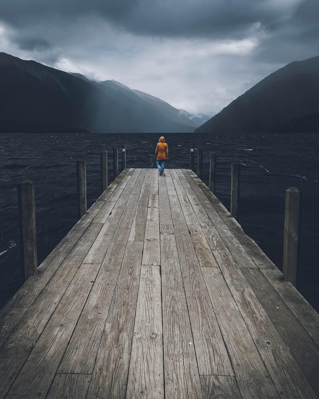 Красивые снимки из путешествий Норы Герлиц