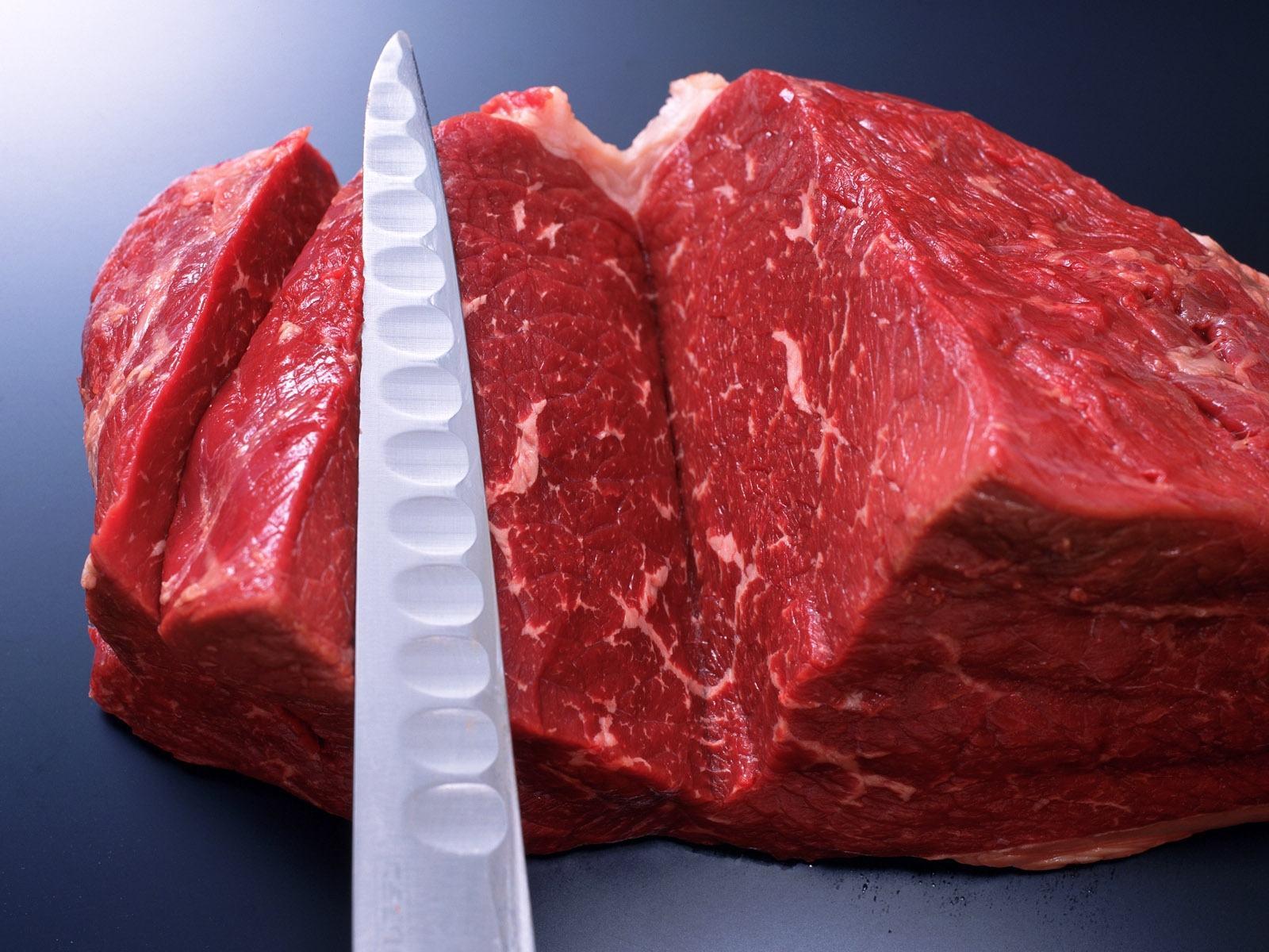 Блюда из сырого мяса