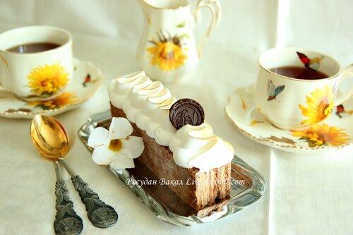 пирожные «Спартак»