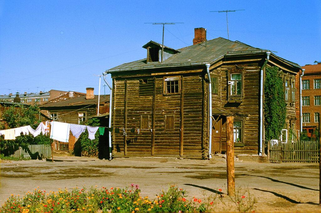 Дом на окраине Москвы  56 Жак Дюпакье