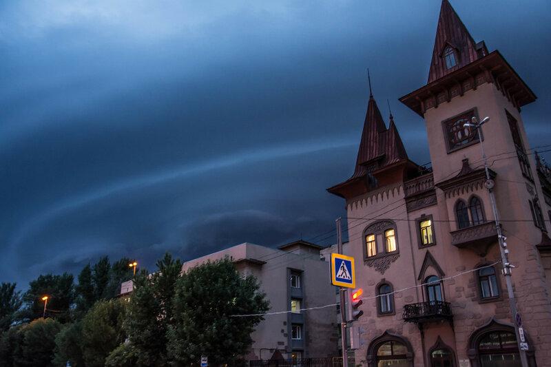 Радар погода на 3 дня в москве