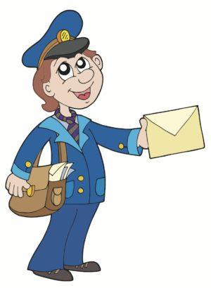 Всемирный день почты. Поздравляю!