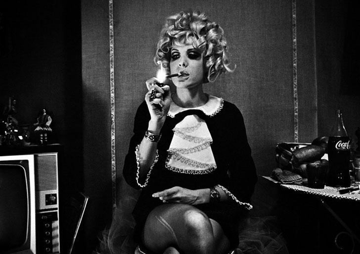 «Сабрина», около 1960 года.