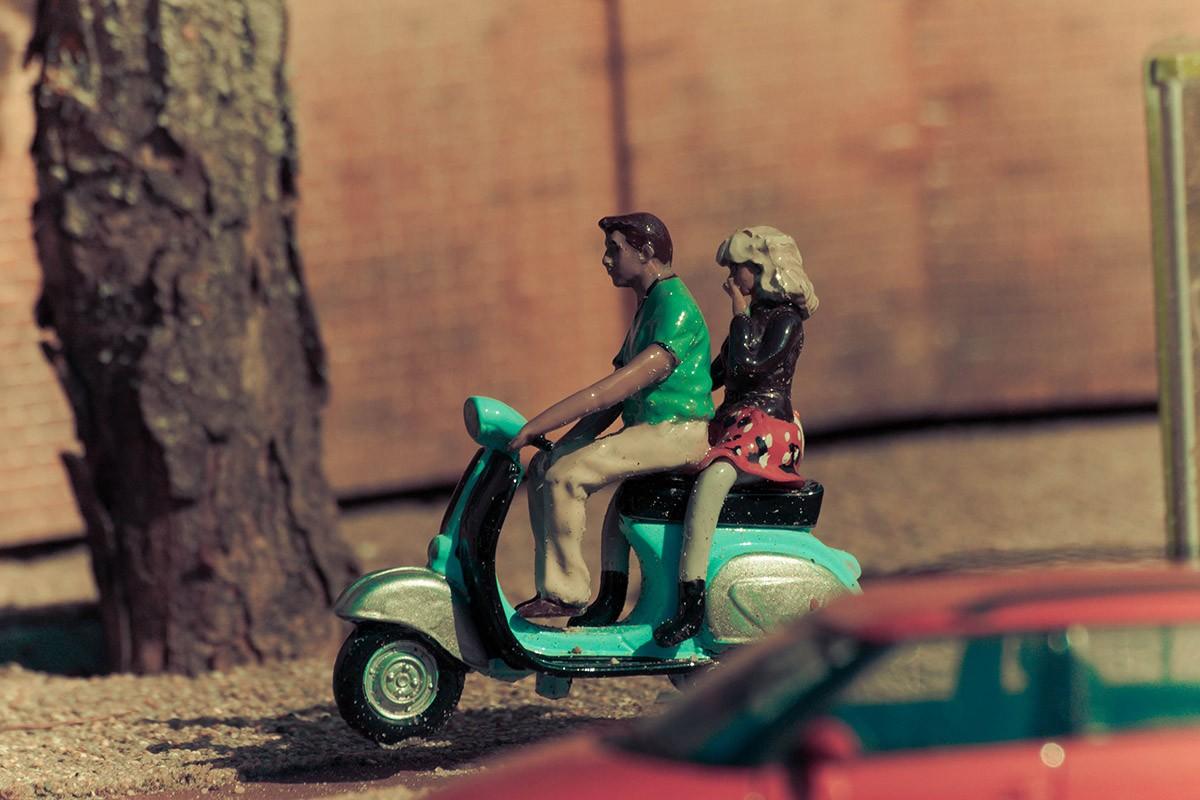 9. Парк миниатюр Мадюродам Всего за €15 вы получите уникальную возможность почувствовать себя велика