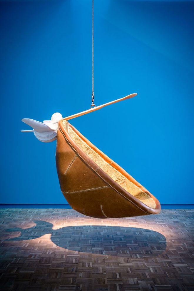Чудо-юдо рыба-кресло