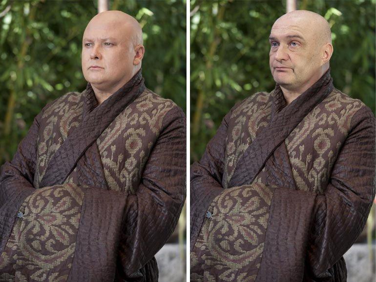 После той дичи, в которой сейчас снимается Балуев, роль лорда Вариса еще ничего. А ведь отличный акт