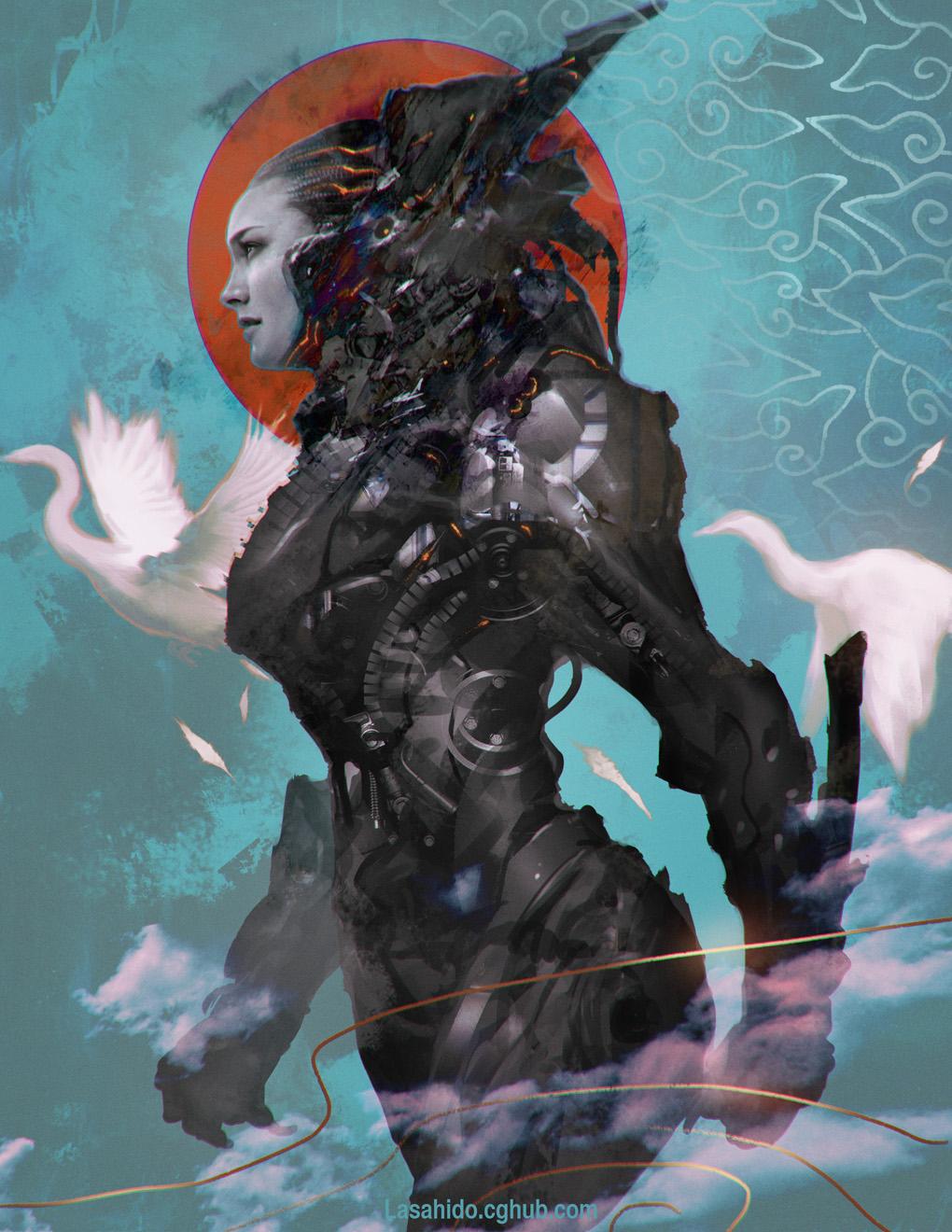 Цифровое фэнтези by Lius Lasahido