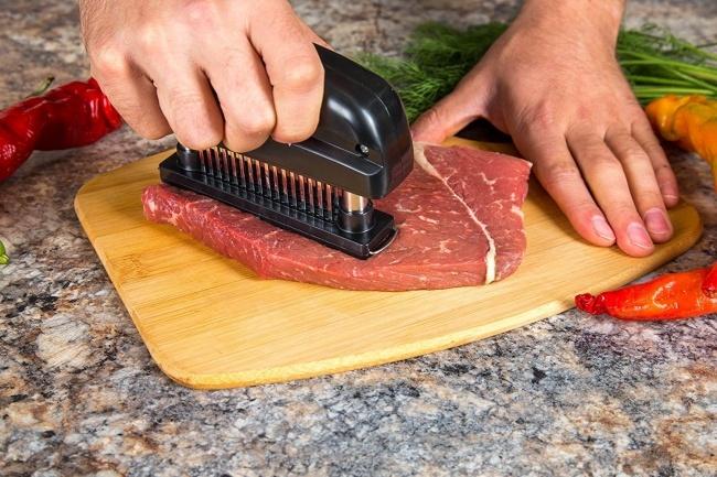 © amazon  Сэтим удобным приспособлением для мяса можно быстро ипросто сделать мягкие отбивны