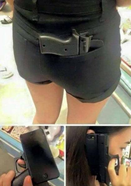 Мобильные телефоны. Разве что-то может пойти не так с этим чехлом? Нет. Вряд ли.